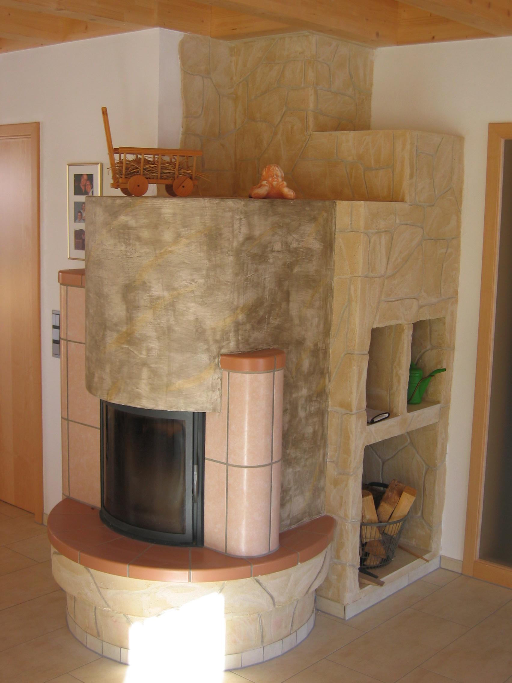 Esszimmer Wandgestaltung Stein: Wandgestaltung wohnzimmer stein ...