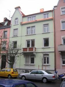 Fassaden Sanierung Konstanz Altstadt