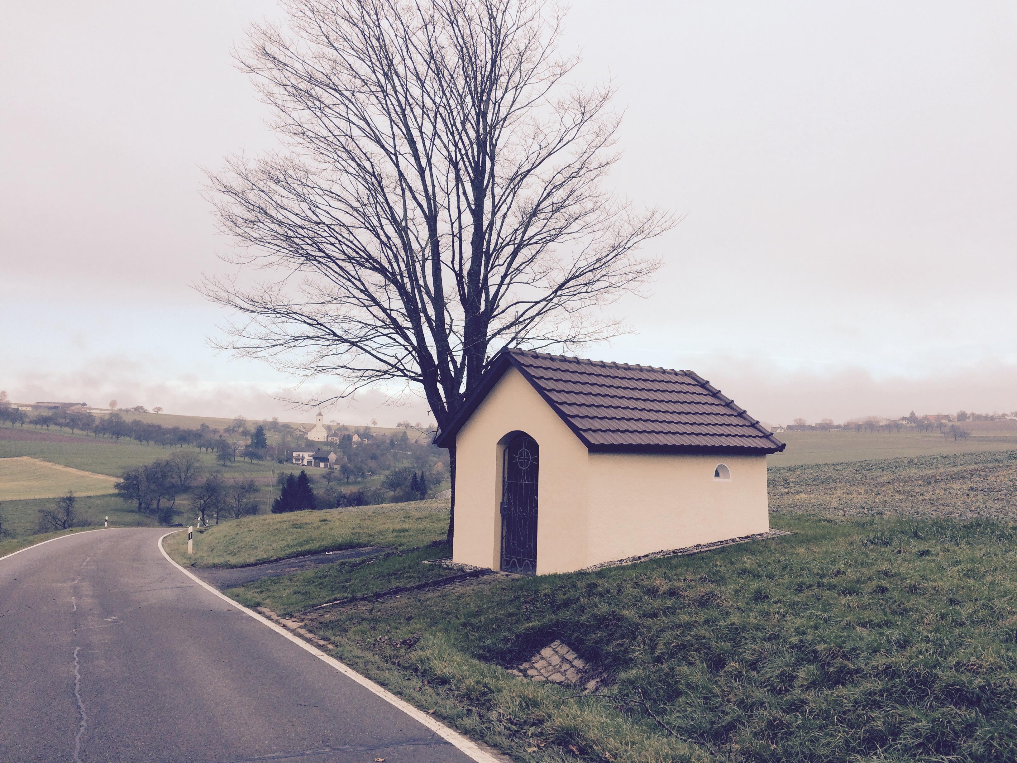 Kapelle klein aber fein